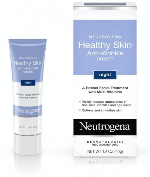Healthy Skin Anti-Wrinkle Cream Neutrogena