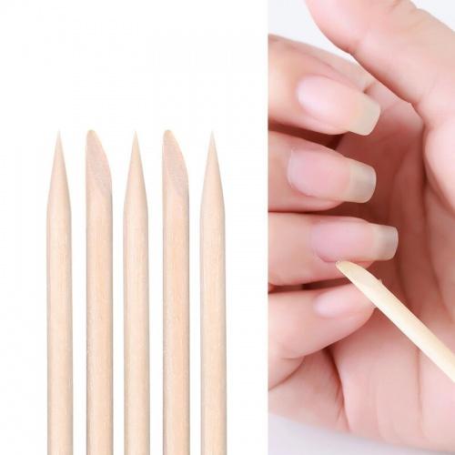 обработка ногтя