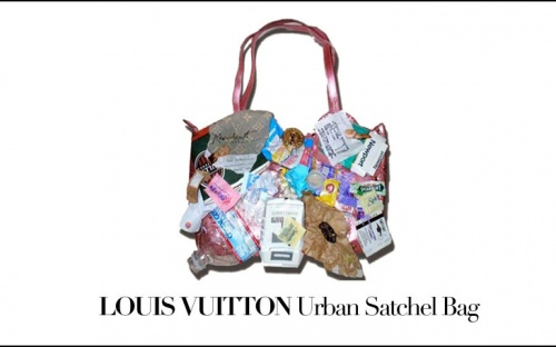 Сумка Urban Satchel Louis Vuitton Bag