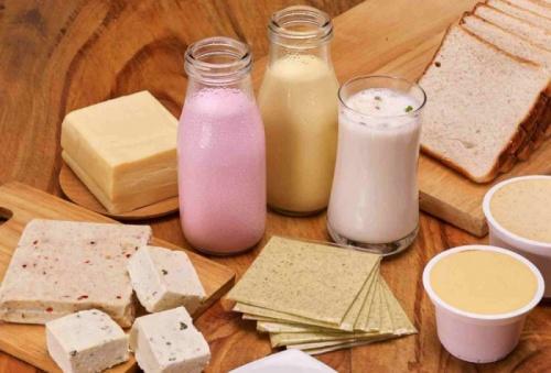 Молочные и кисломолочные продукты, яйцо