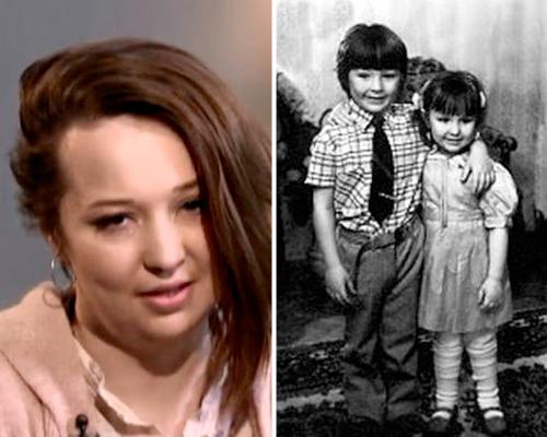 внучка Людмилы Гурченко в братом Марком