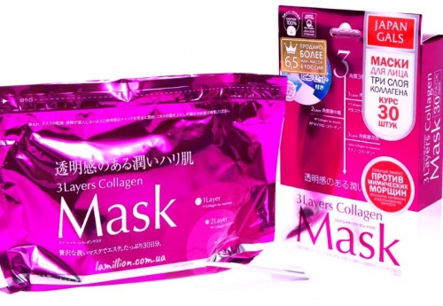 Layers Collagen Mask