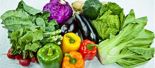 Овощи, богатые йодом