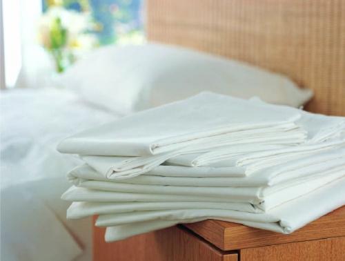 Как отстирать белье из сатина, бязи и ситца?