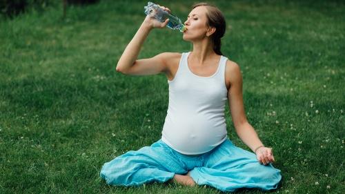 Вода при беременности