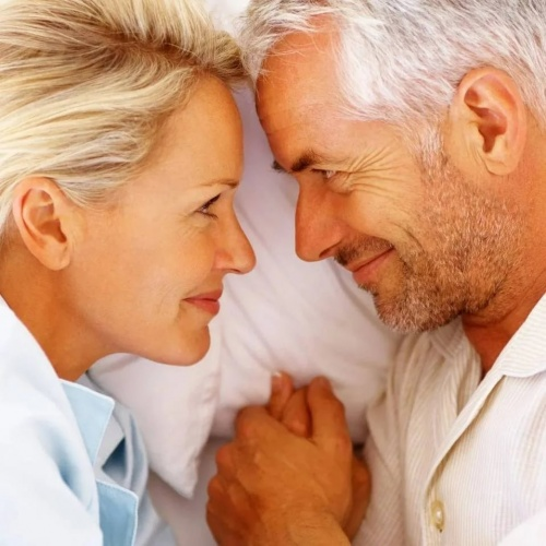 Любовь в зрелом возрасте