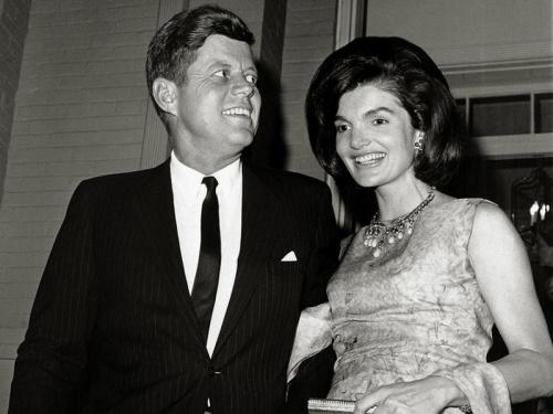 Джон и Жаклин
