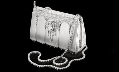 сумка Ginza Tanaka Platinum Handbag