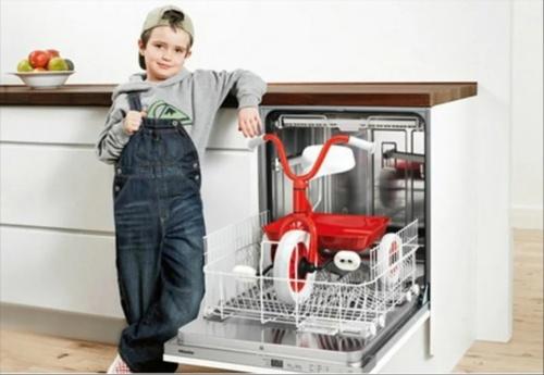 Посудомоечная машина поможет очистить не только посуду.