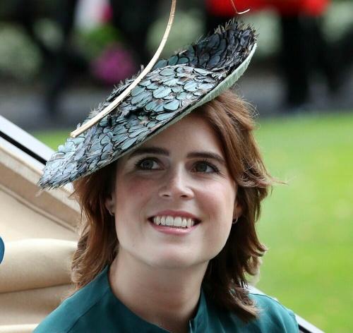 Принцесса Евгения Йоркская (31 год)
