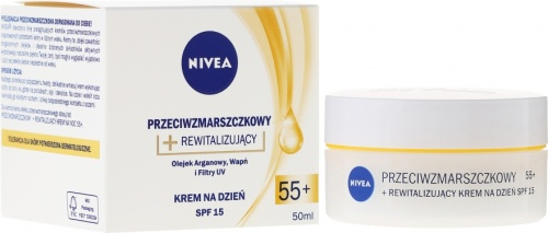 NIVEA Anti-Wrinkle   Revitalizing Day 55