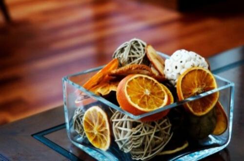 как сушить апельсины в электросушилке