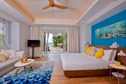 Какие обещания дает отель Kandima Maldives?