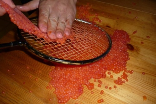 Как почистить горбушу