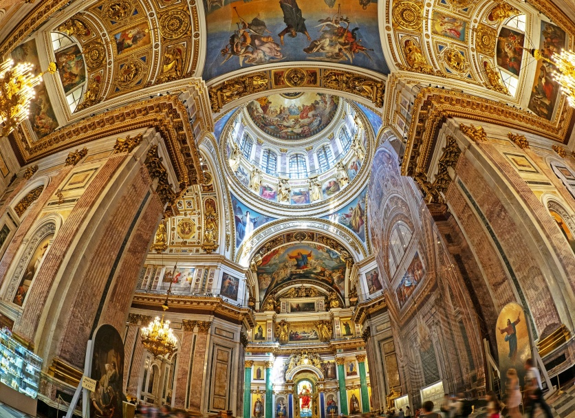 Исаакиевский собор