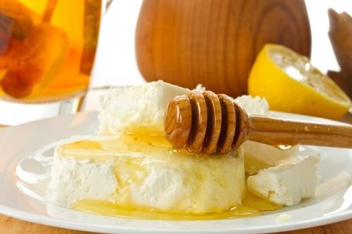 Маска с медом