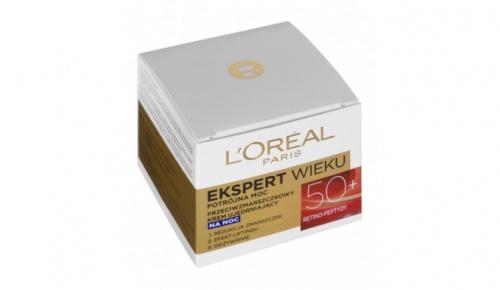 L'Oréal AGE EXPERT TRIPLE POWER ANTI-WRINKLE CREAM 50
