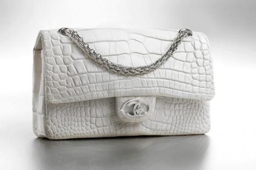 сумочка Chanel Diamond Forever Classik Bag