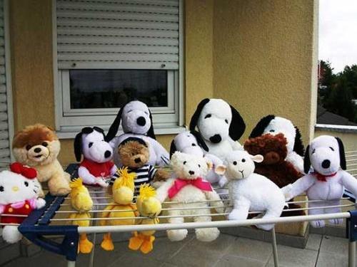 Влажная чистка мягких игрушек
