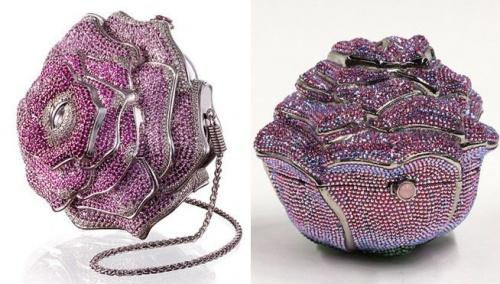 Сумочка Leiber Precious Rose Bag