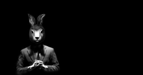 Мужчина Кролик