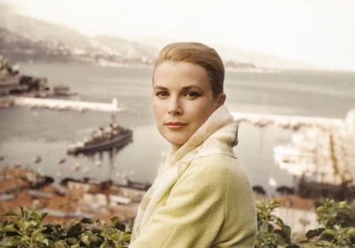Грейс, княгиня Монако