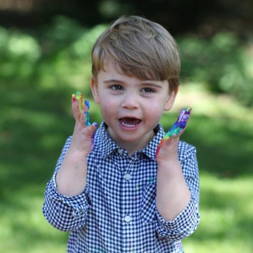 Принц Луи Кембриджский (3 года)