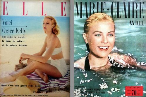Грейс Келли на обложках журналов