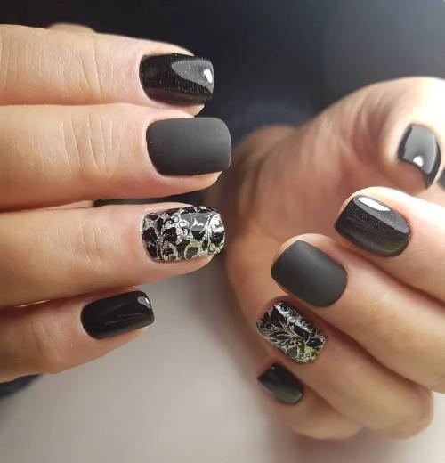 Черный - вовсе не мрачный цвет, если его носят Скорпионы