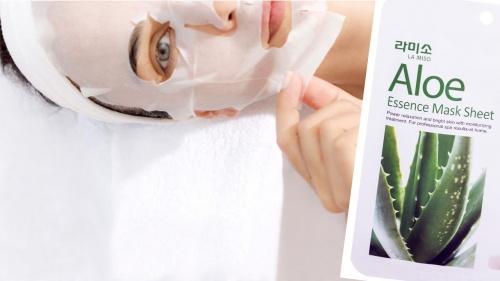 Aloe Essence Mask Sheet