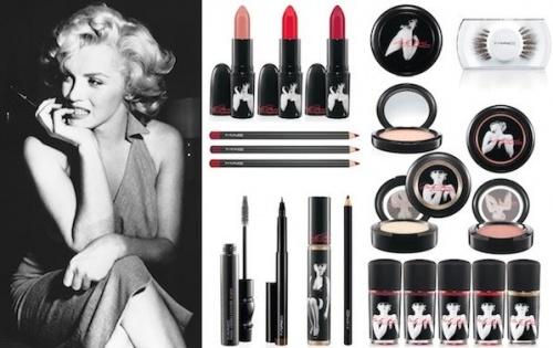 Marilyn Monroe Makeup Collection от MAC
