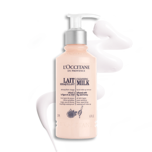 Fig and Honey Cleansing Milk