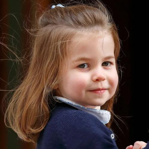 Принцесса Шарлотта Кембриджская (6 лет)