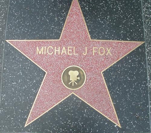 звезда на Голливудской