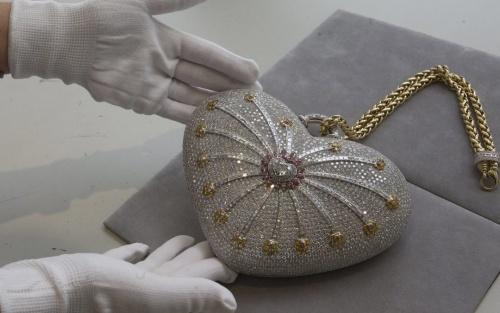 сумочка The Mouawad 1001 Nights Diamonds Purse