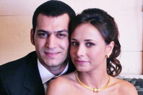с первой женой