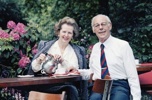Маргарет и Денис