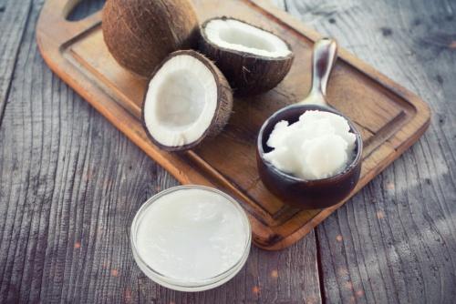 Масло кокосовое для ресниц