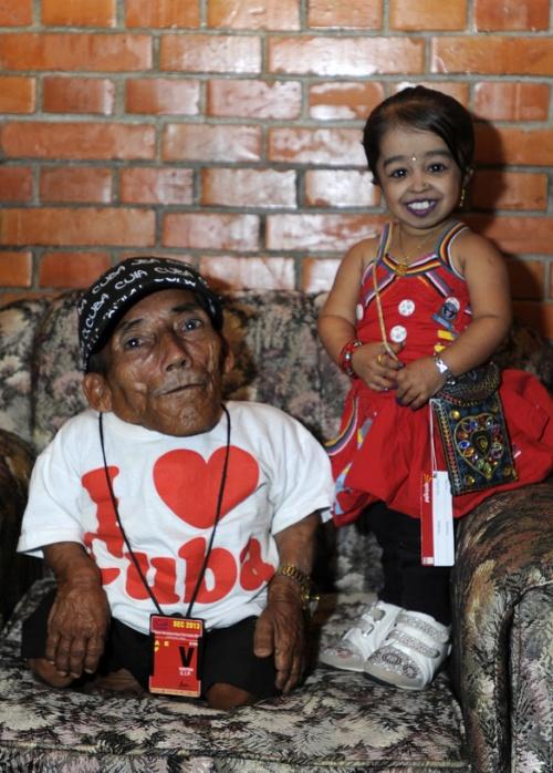 Джоти с Чандрой Бахадуром Данги