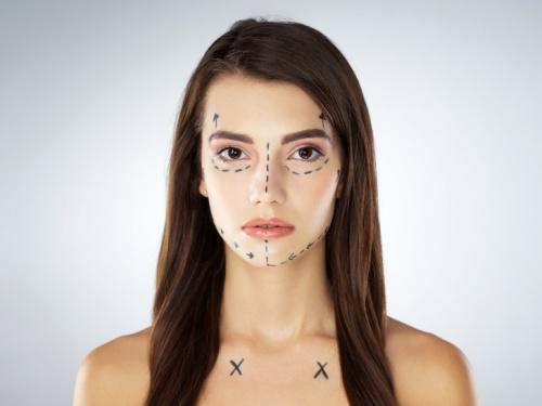 травмы лица
