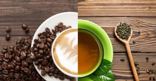 кофеин в чае и кофе