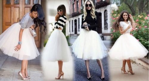 яркие и стильные сочетания