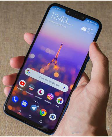 Huawei P Smart+ Iris