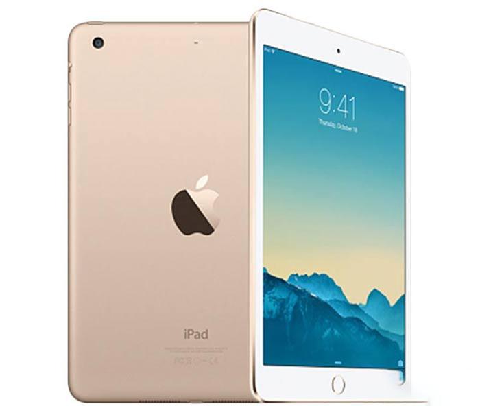 iPad mini 4 16 Gb Wi-Fi Gold
