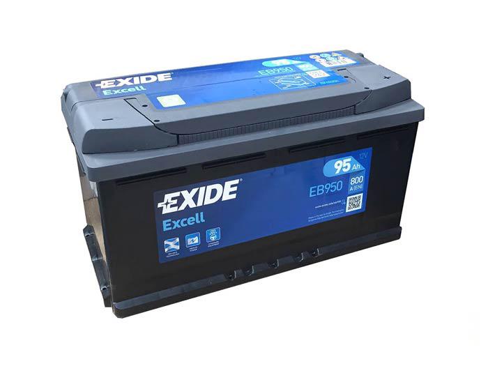 EXIDE 6СТ-80 ES900 EQUIPMENT GEL