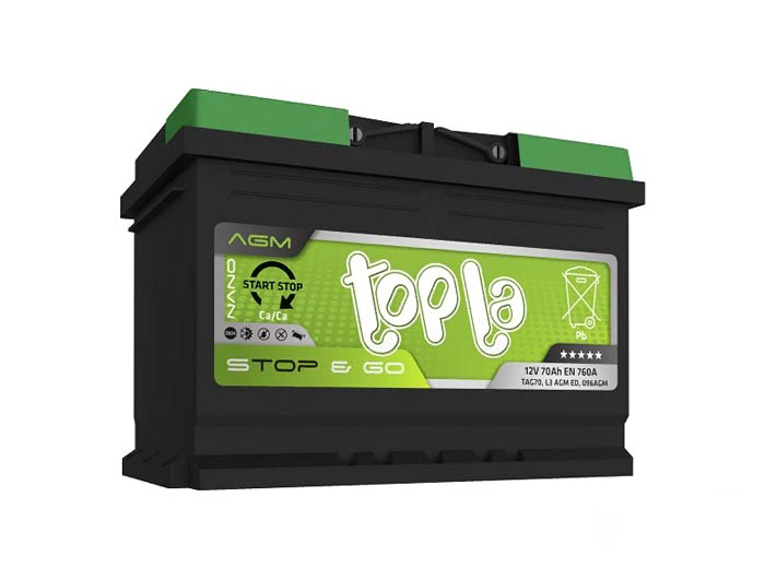 Topla Top AGM Stop&Go